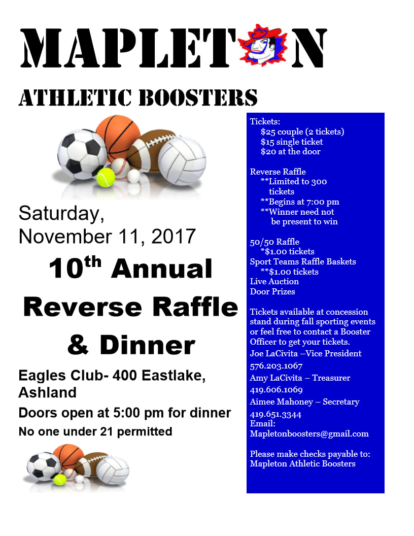 upcoming events membership info mapleton athletic boosters